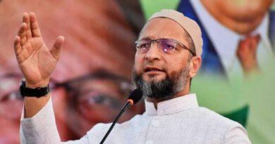 असदुद्दीन औवैसी का भड़काऊ बयान :  कहा है कि संघ इस पर भी हिंसक मुहिम शुरू कर सकता है